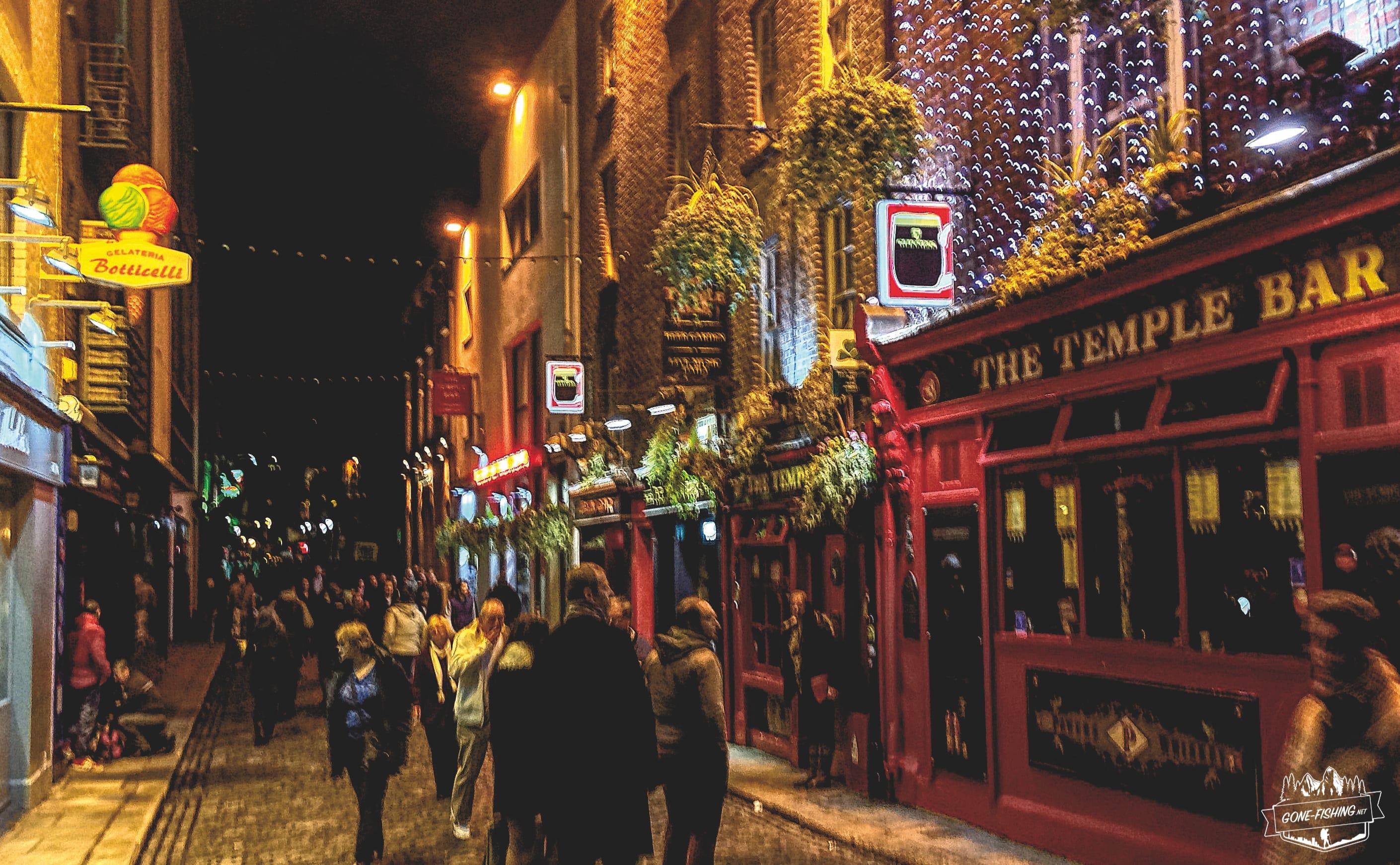 Dublin Home Of The Irish Pub