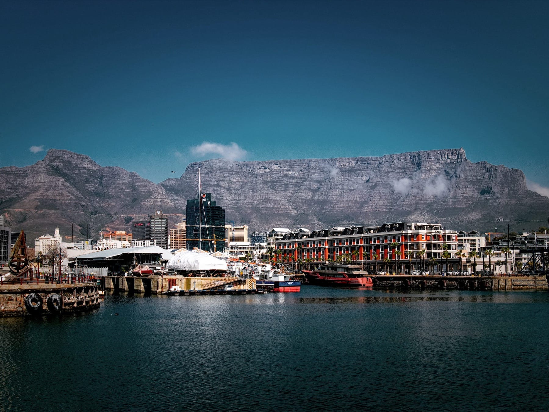 Cape Town has it all