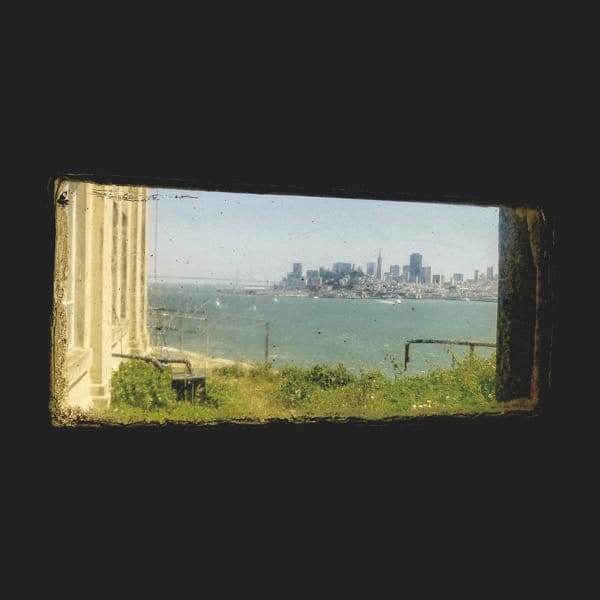 San Francisco, as seen from Alcatraz