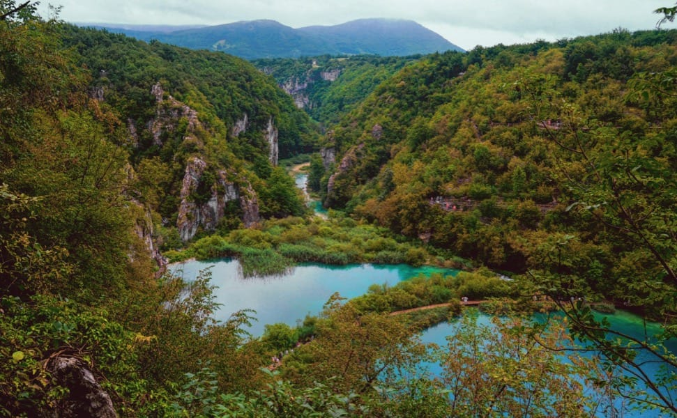Plitvice valley